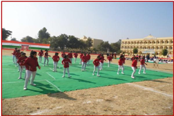 Dance Performed by Students